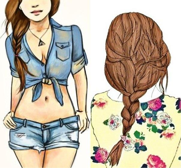 Картинки для срисовки грустные для девочек - Кадровый инспектор