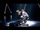 Танцы Юля Самойленко Алиса Доценко и Антон Пануфник (Adam Lambert – Mad World) (вы