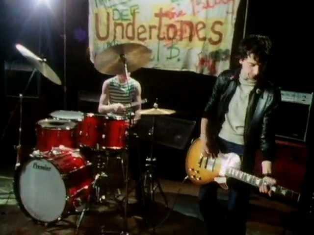 The Undertones Teenage Kicks Official Video