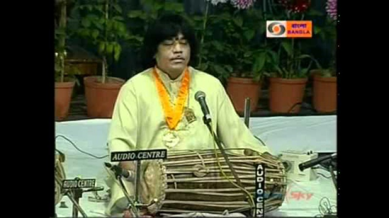 Jugalbandi Pandit Anindo Chatterjee on Tabla and Pandit Bhavani Shankar on Pakhawaj Part-1