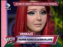 Vinnare Vanskal Anastasia Shpagina la 19 ani are doar 38 de kilograme