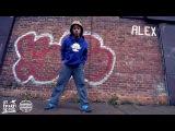 Flako by ALEX  THECAGE - LEGION X  Art Through Hip Hop