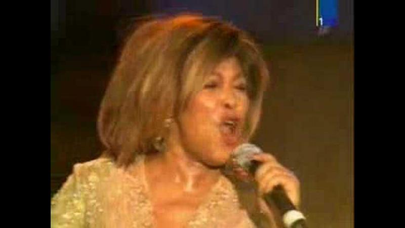 Tina Turner - Simply The Best (15-летие Газпрома)