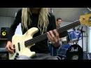 Experimental Fretless Funk Rock Bass Drum Grooves