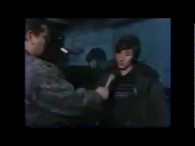 Ингуш с ножом страшнее танка 1992 год
