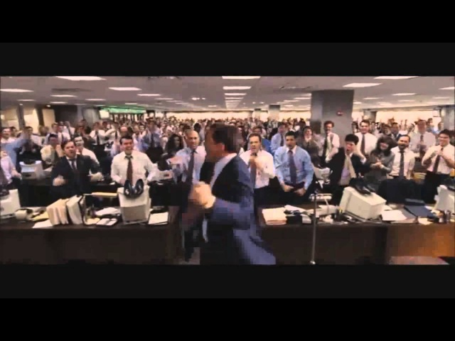 Meshuggah Mix of The Wolf of Wall Street New longer version