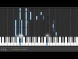 Реквием по мечте Requiem For A Dream - Piano Tutorial (Easy Version)