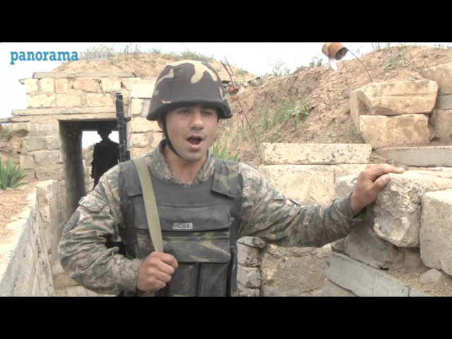 Զինվորի երգը առաջին գծում. Ասկերան-Hay Zinvori Erg@-Sasunciner-(Sasno-Curer)