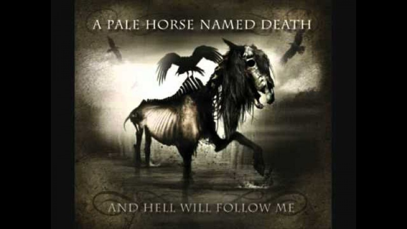 A Pale Horse Named Death - Die Alone
