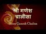 Ganesh Chalisa - with Hindi lyrics