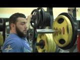 Иван Кочетков, тренировка ног бодибилдера