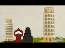 Leaning Tower of Pisa Fun Fact Series EP19 Mocomi Kids
