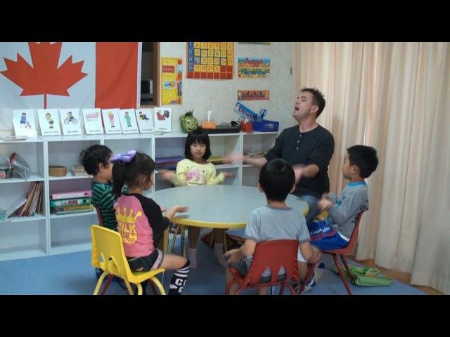 Everyday Song teachers video
