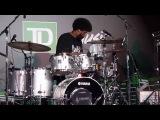QuestLove Drum Solo Live at Toronto Jazz Festival