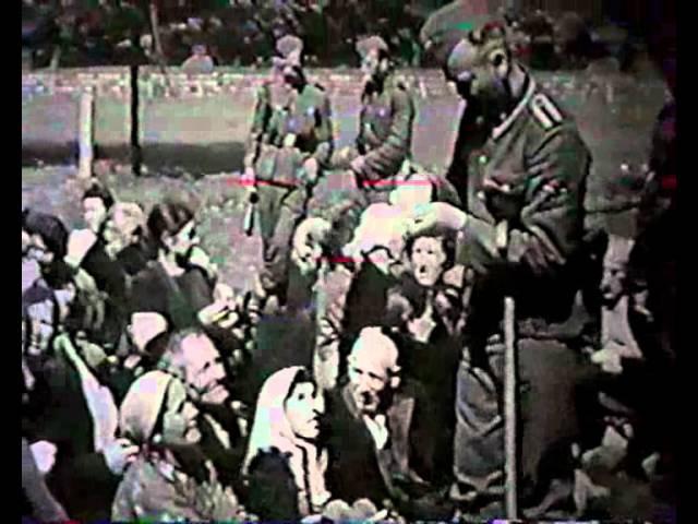 Film dokumentalny Sprawiedliwi z 1968 / 2011 r. - II WŚ - Polacy - Żydzi
