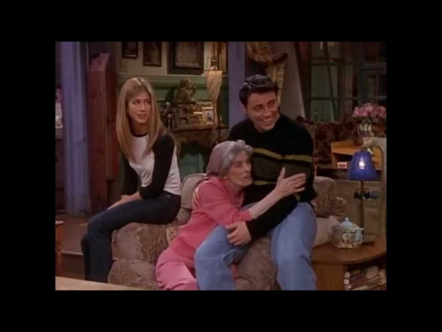 Chandler sings Space Oddity F.R.I.E.N.D.S HD