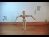 Robot Dance Stop Motion
