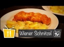 Schnitzel Wiener Art mit Kartoffelsalat Teil 1 Patrick Gebhardt bei KochweltTV