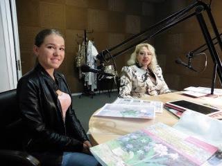 27. Радио ГТРК - Букет роз из бисера
