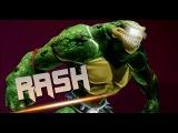 Трейлер Rash из Battletoads в Killer Instinct (Gamescom 2015, XBOX)