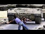 Израильские оккупанты расстреляли палестинского мальчика (без музыки)