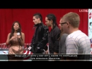 2011.06.25 - Tokio Hotel Interview - MTV VMAJ