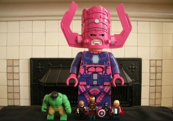 lego marvel avengers sammleredition