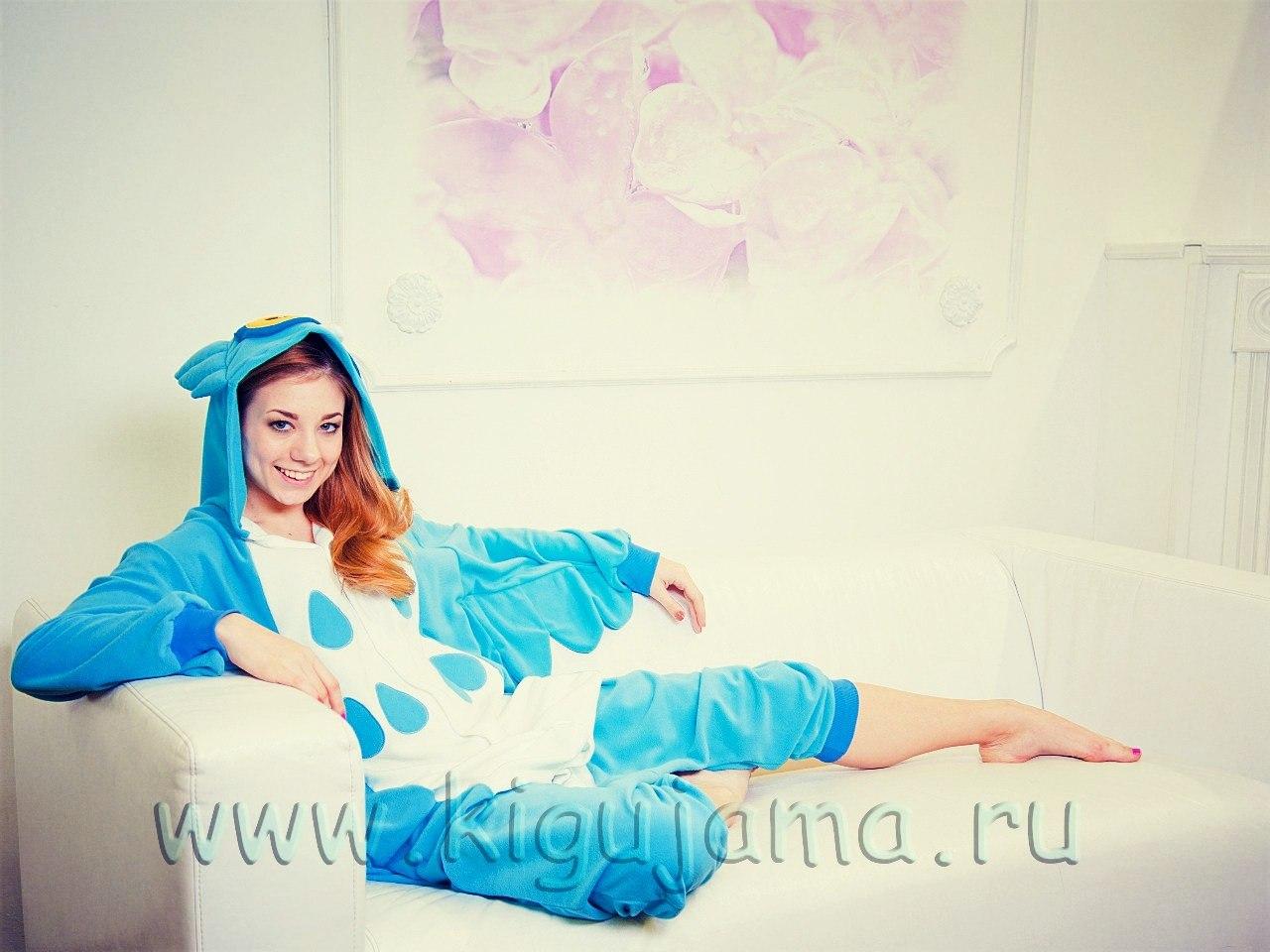Пижама кигуруми Сова от Кигужама