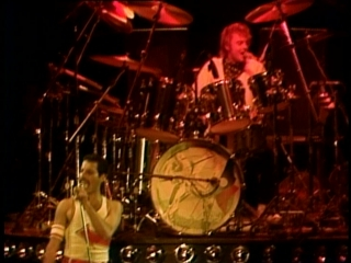 Queen - put out the fire - live 1982
