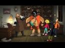 Мультфильм для детей - Новаторы - Лампочка (3 сезон 7 серия)