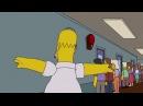 Симпсоны - Вертолёт Гомер на взлет