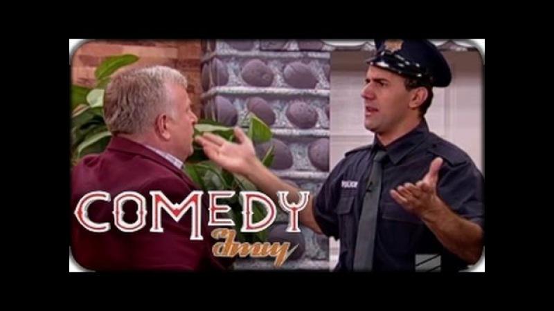 ჩხუბი რესტორანში - Comedy-შოუ