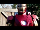 Костюм железного человека / DIY Iron Man Suit