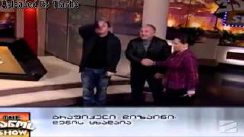 Paata Guliashvili Da Tako Abashidze erti ori sami პაატა გულიაშვილი და თაკო აბაშიძე