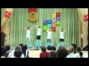 Танец парней 11 Б класса на выпускном!