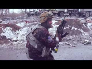 Редкодуб и Дебальцево фильм бойца 25-го батальона