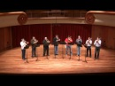 Passacaglia in C Minor, J.S. Bach arranged for trombone octet by Hunsberger