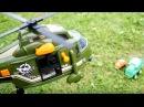 Мультики про машинки: Чак и его друзья! Вертолётик. Полёт на вертолёте.