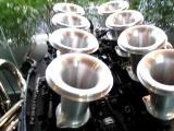 Checking out some Mugen built motors