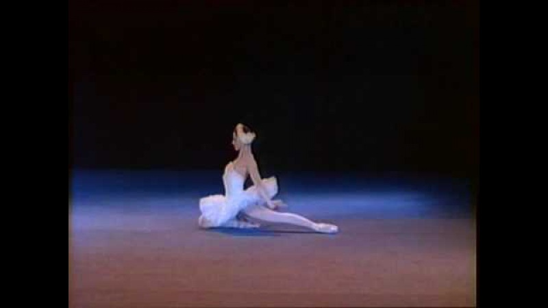THE DYING SWAN (Plisetskaya, 1975)
