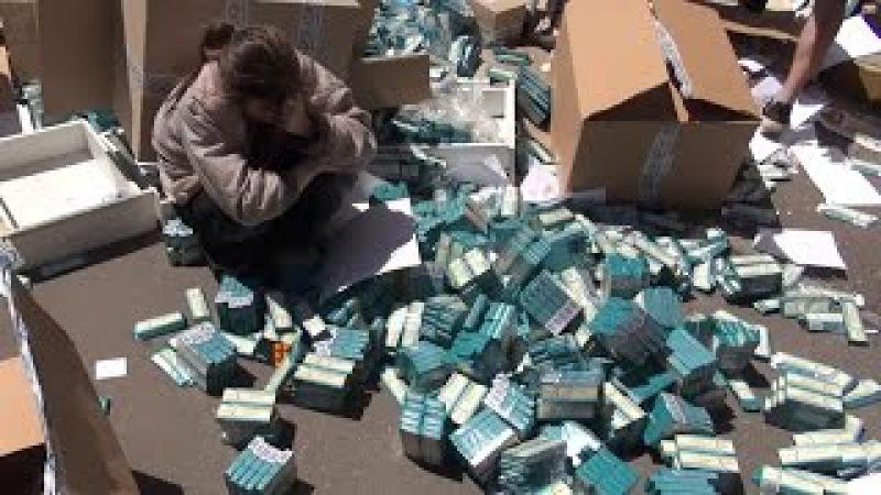 Харьковские активисты накрыли две наркоманские аптеки