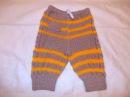 Вязание детских штанов (штанишек) спицами