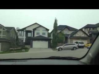 1027. Дома в Калгари. Иммиграция Канада.