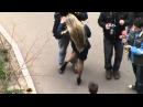 Няша Поклонская не дала хачу в Одессе!