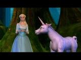 Барби на русском лебединое озеро феи художницы / Barbie Swan Lake fairy painter