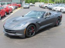 2014 Chevrolet Corvette Stingray Z51 Convertible Start Up Exhaust and In Depth Review