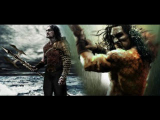 Aquaman Epic Fan Trailer (2018) - Jason Momoa Movie - HD