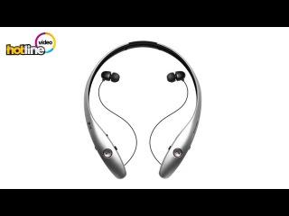 Обзор Bluetooth-гарнитуры от LG - Tone Infinim HBS-900 (2014)