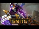 Smite - Skin Spotlights : Ravenous Bakasura *Skin/Jokes/Taunts*