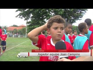 FCBEscola Brasil - Jornal Semanal 28/02/2015